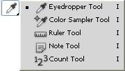 Adobe CC Tool Palette Cheat Sheet