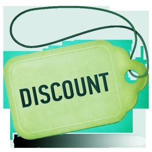 class discounts