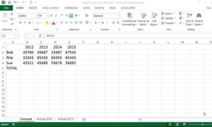 Beginner Excel Mistakes to Avoid | Microsoft