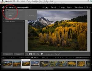 Adobe Lightroom Classes