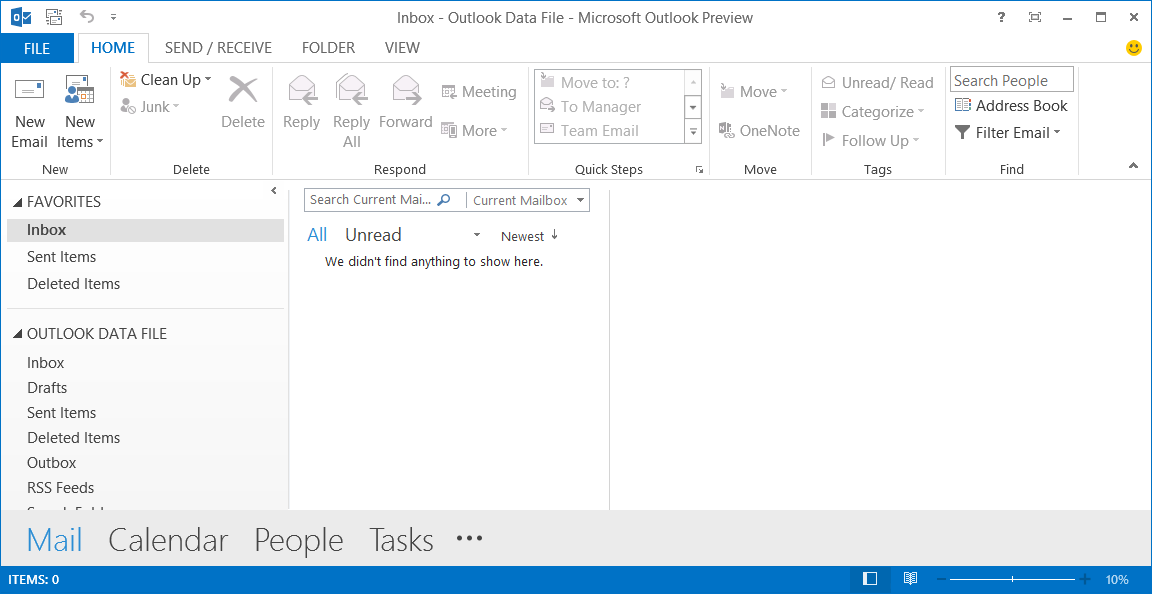 Getting Started with Microsoft Outlook