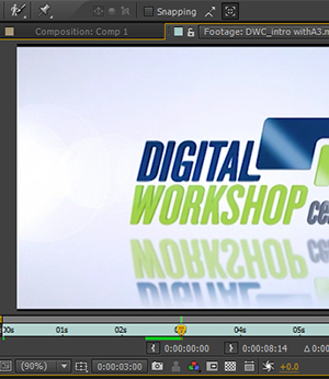 Adobe After Effects classes