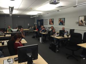 Fort Collins WordPress Meetup at Digital Workshop Center