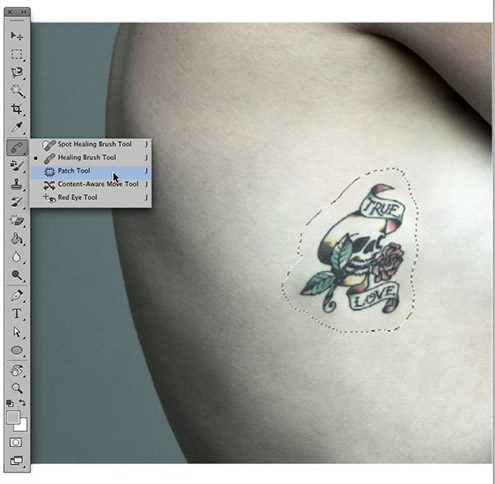 Top 4 Re-touch Tools in Adobe Photoshop