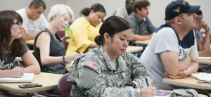 Veterans Training Scholarship