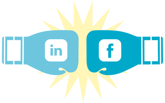 Facebook vs LinkedIn for your business
