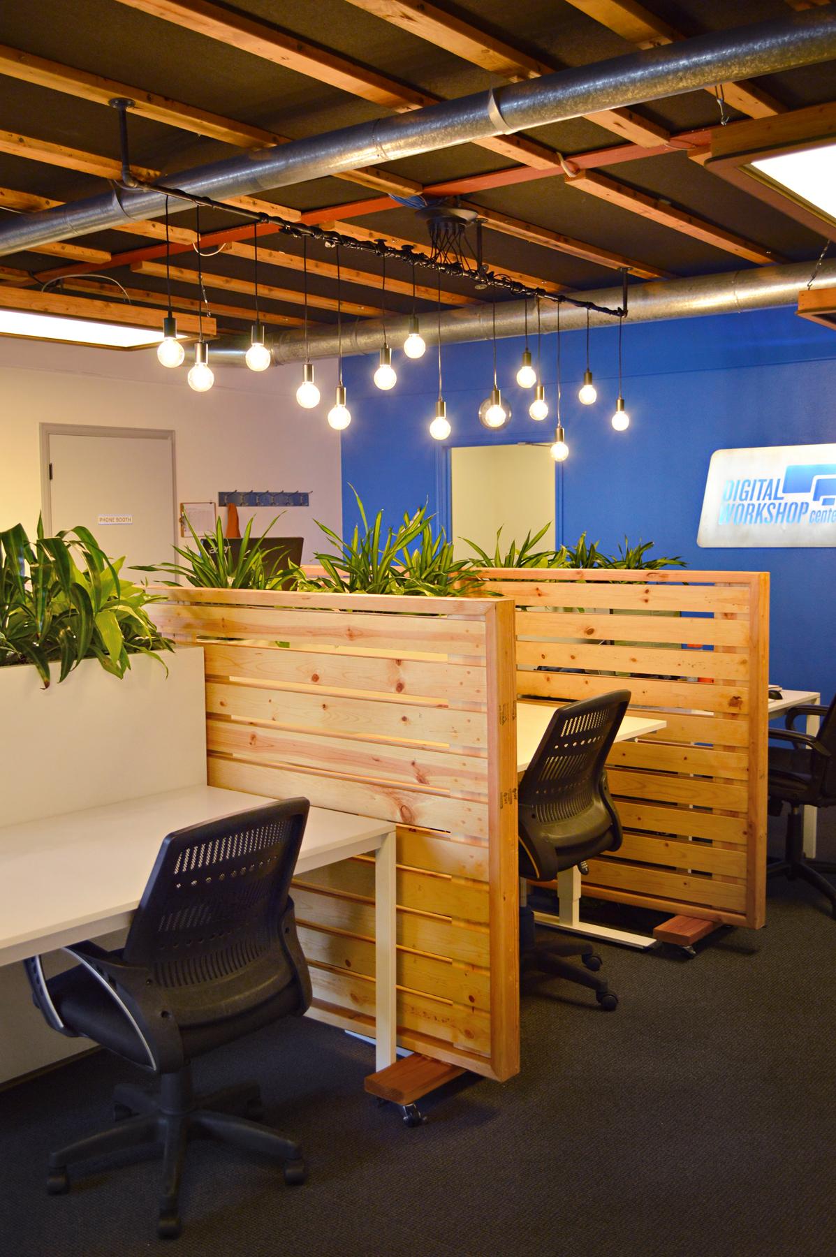 Fort Collins CoWorking Space: Digital Workshop Center