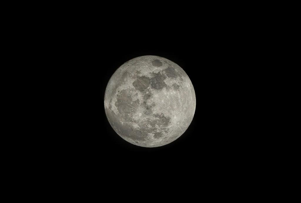Metering Modes Spot Metering - Moon