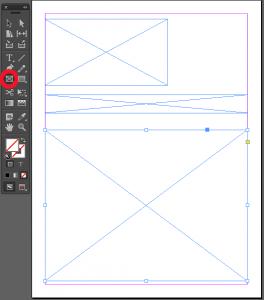 Basic InDesign Layout - Frame